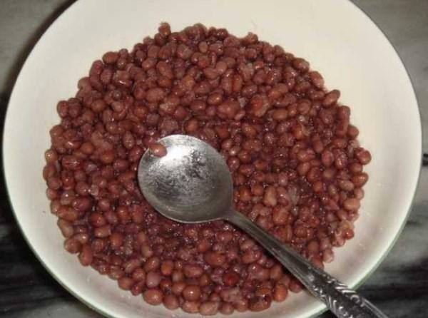 红豆手工小制作