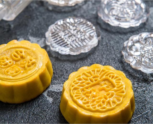 中秋节将至,教你在家做颜值高又美味的网红月饼