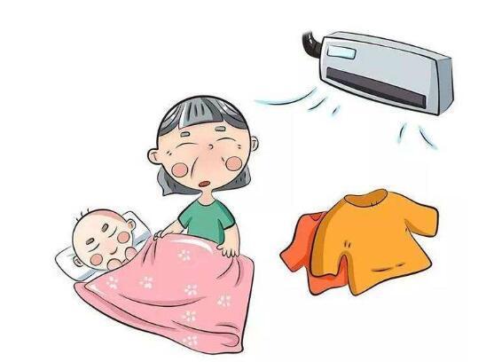 寒冬来袭,最好不要让孩子这样睡觉,抵抗力再强也容易感冒!