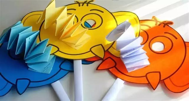 一张纸变变变,变出会跳的动物,会折叠的彩虹