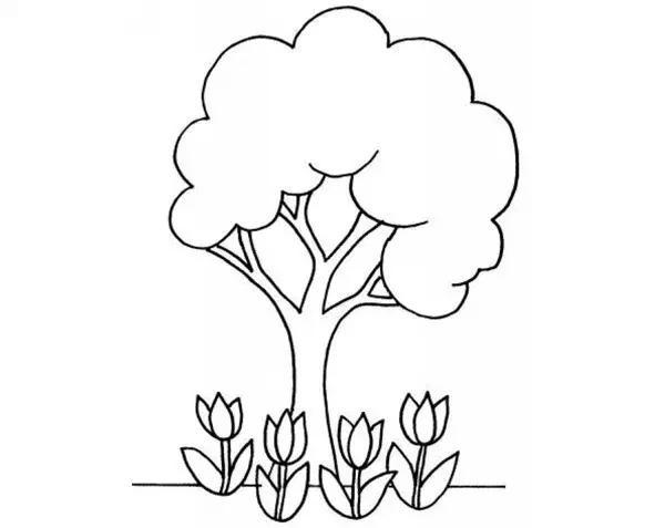用简单的集合图形画出可爱小动物,和孩子