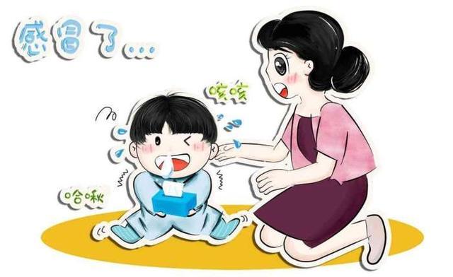 入秋后孩子感冒咳嗽怎么办?教你一个小妙招,轻松预防感冒咳嗽