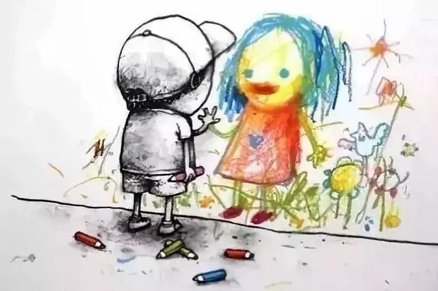 儿童美术的三大误区,别扼杀了孩子的主动性和潜能!