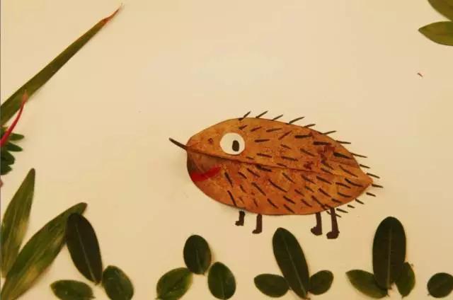 还可以做各种稍微复杂一点的可爱小动物
