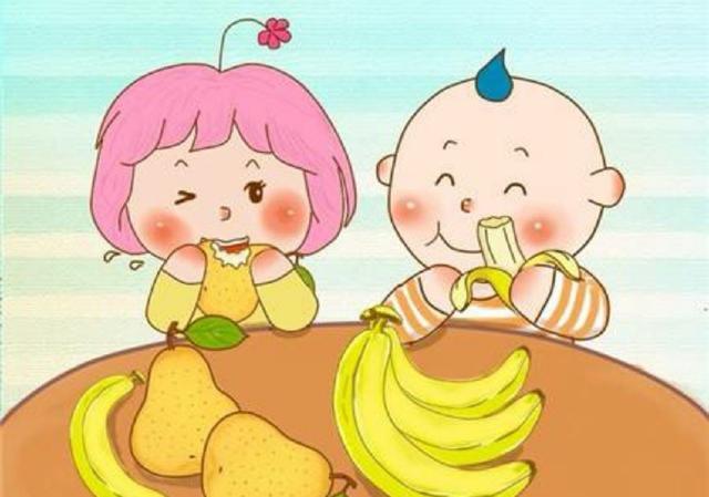 给宝宝吃水果,也有大学问!图片