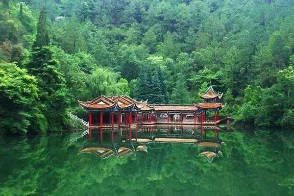 龙泉国家森林公园