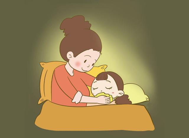 宝宝睡觉时家长犯这四个错误,容易影响宝宝生长发育,你中了么图片