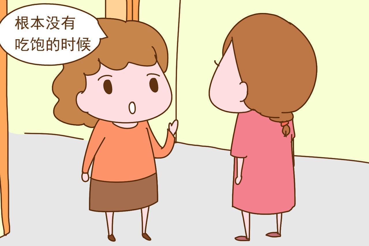 孩子吃饭不挑食,给啥都吃,周围人很羡慕,妈妈却很发愁