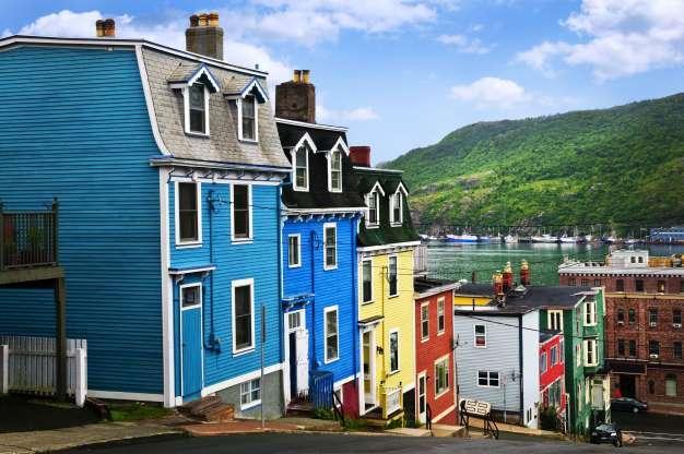 彩色的房子真漂亮,世界上27个色彩斑斓的地方