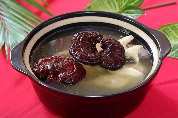 灵芝虫草花煲鸡汤_灵芝鸡汤