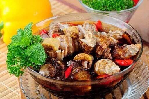 海螺哪些地方不能吃?海螺的五种顶级做法