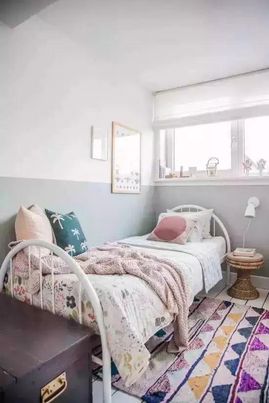 新手卧室手绘图色彩
