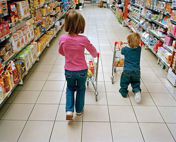 梦见逛超市孩子丢了