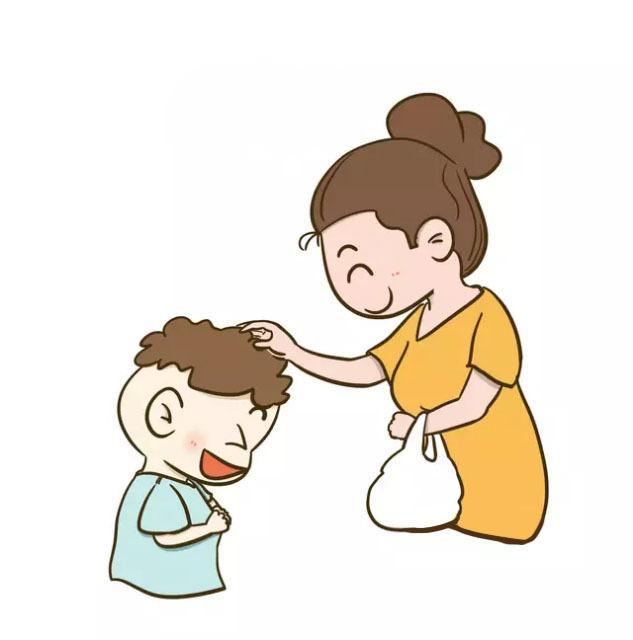 幼儿擦嘴步骤示意图