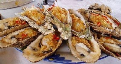 *猜你喜欢*      近海牡蛎,生活在横琴岛周边海域.