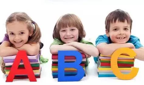 小孩学英语素材