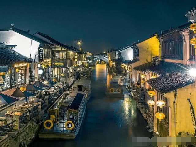 上有天堂下有苏杭,苏州不只有风景和怡人小调,还有这么多的美食