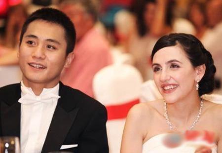 刘烨的法籍老婆安娜_刘烨和妻子安娜