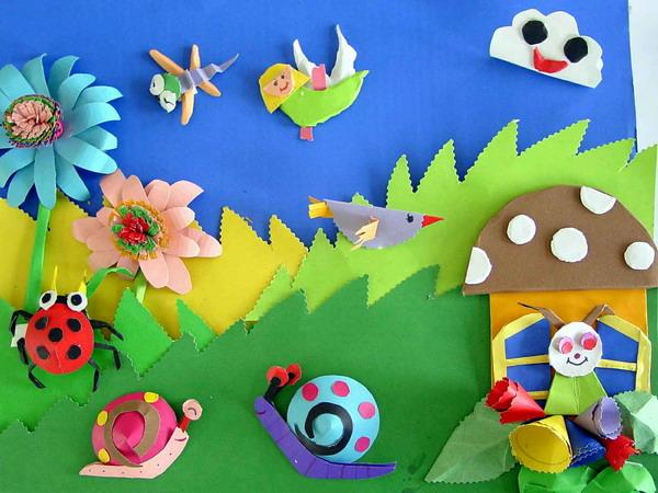 幼儿园春季开园主题环创,行动起来吧!