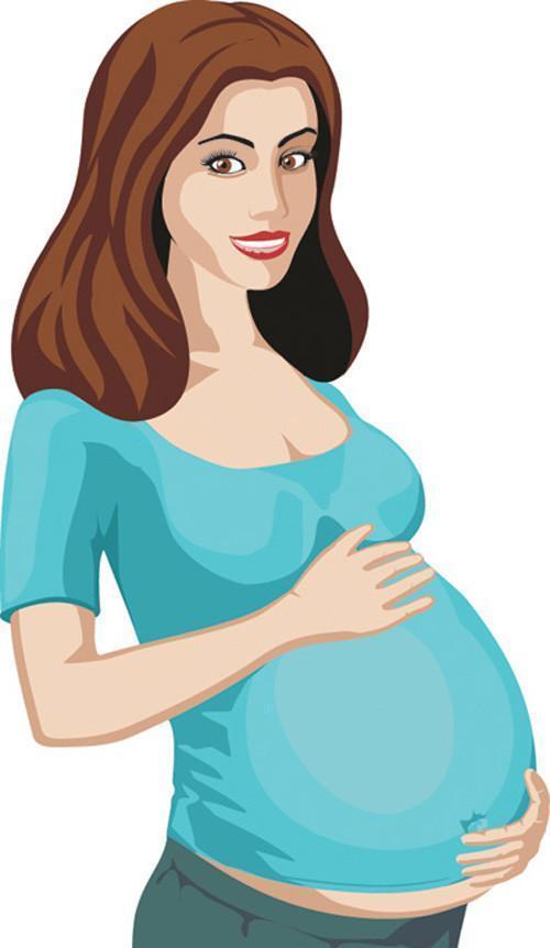 宝妈产后肚子赘肉怎么减图片